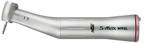 Kątnica na mikrosilnik z podświetleniem M95L firmy NSK