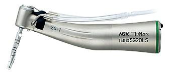 Kątnica chirurgiczna z serii nano SG20LS firmy NSK