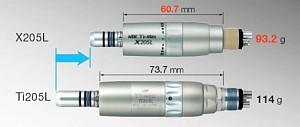 Porównanie mikrosilników pneumatycznych firmy NSK