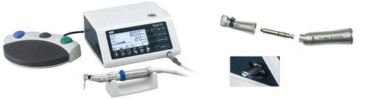 Unit implantologiczny Surgic PRO+ z podświetleniem LED firmy NSK
