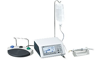 Ultradźwiękowe urządzenie chirurgiczne z podświetleniem LED VarioSurg3 firmy NSK
